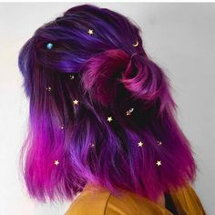 2019 Optimal flow of power Exotic hair color ideas for hot and chic celebrities -. - 2019 Optimal flow of power Exotic hair color ideas for hot and chic celebrity hairstyles - Exotic Hair Color, Cool Hair Color, Amazing Hair Color, Edgy Hair Colors, Two Color Hair, Hair Goals Color, Beautiful Hair Color, Hair Color Pink, Hair Dye Colors