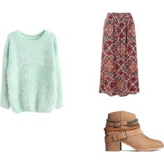 trico 2 by dany222 on Polyvore featuring moda and H&M