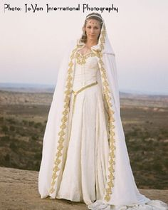 guinevere wedding gown