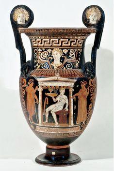 Greek Culture, Project 4, Greek Art, Pottery Making, Vintage Tags, Ancient Greek, Terracotta, Roman, Weird