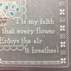 Tina Cox: 'Tis My Faith Distress Markers, Distress Ink, Brighton Rock, Wink Of Stella, Rectangle Area, Light Texture, Ink Pads, Lily Of The Valley, Paper Design