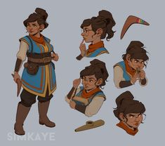 - Carissa Kaye Powell - A halfling bard I made for a past dnd campaign. - Carissa Kaye Powell - A halfling bard I made for a past dnd campaign. Character Design Sketches, Character Design Girl, Character Design Animation, Character Drawing, Character Design Inspiration, Dungeons And Dragons Characters, Dnd Characters, Fantasy Characters, Female Characters