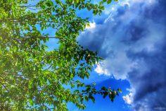 sziliphoto: Nyári felhők