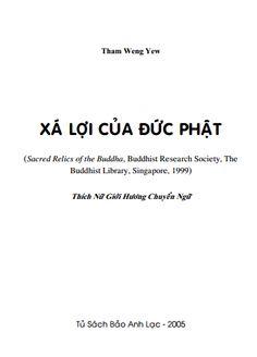 Xá Lợi Của Đức Phật ->> http://khotrithuc.com/2264/Xa-Loi-Cua-Duc-Phat.html