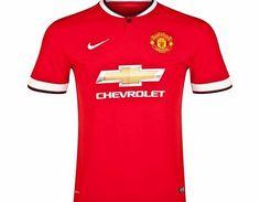 Nike Manchester United Home Shirt 2014 15 611031-624 Manchester United Home  Shirt 2014 00bc2176c2d9e