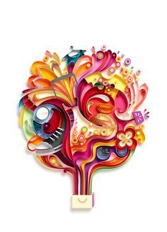 Beginners Guide on DIY Quilling Paper Art & 43 Exceptional Quilling Designs to Materialize-Home esthetics