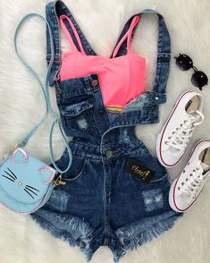 Casual Smart wear for trendy girls Girls Fashion Clothes, Teen Fashion Outfits, Girl Fashion, Girl Outfits, Womens Fashion, Fashion Trends, Ladies Clothes, Fashion Hub, School Fashion