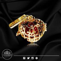 LdA - Jaula - Corazón Imperial - Oro TALIIISMAN COMPANY® ¡Contáctanos! 01800 286 7967 info@taliiisman.com www.facebook.com/Taliiisman