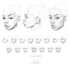 UK-based fashion illustrator and artist T. Abe created this fantastic animated self-portrait from a series 15 individual graphite drawings Web Design, Animation Tutorial, Colossal Art, Graphite Drawings, Tumblr, Sketch Inspiration, Selfie, Drawing People, Painting & Drawing