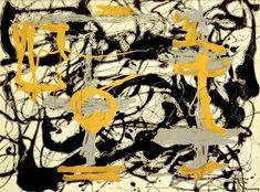 Jackson Pollock b. 1912, Cody, Wyo.; d. 1956, The Springs, New York Jackson + lee krasner's holiday card 1950 Paul Jackson Pollock...