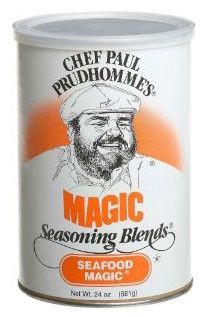 Chef Paul Prudhomme's Seafood Magic