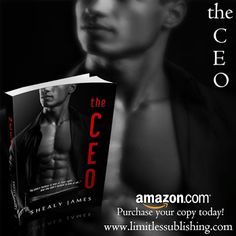Motherhood, Books, and More Blog: ✰ #NewRelease ✰ THE CEO by @ShealyJames via @limitlessbooks