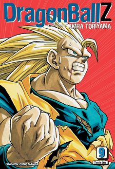 Dragon Ball Z, Vol. 9 (VIZBIG Edition): Akira Toriyama: 9781421520728: Amazon.com: Books