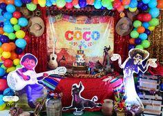 Coco Birthday Party