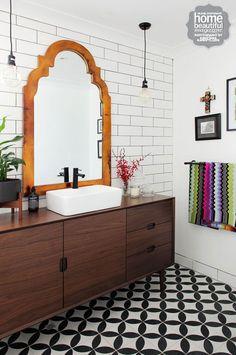 Bathroom Design Rules house rules cassie & matt's bathroom design featuring phoenix