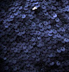Love the Midnight Blue New York Linen by La Tavola
