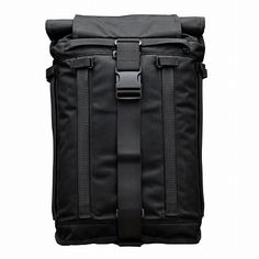 Arkivフィールドバックパック(Field Backpack)Lサイズ  ブラック - ミッションワークショップ(MISSION WORKSHOP)メッセンジャーバック専門店