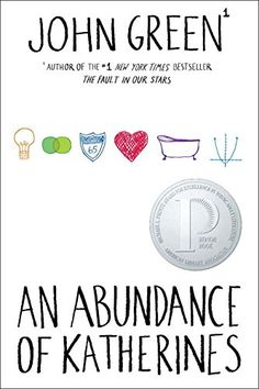 Finished 2/19/2017  An Abundance of Katherines by John Green https://www.amazon.com/dp/0142410705/ref=cm_sw_r_pi_dp_x_CROQybA7GZWQ0