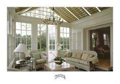 Marston & Langinger Conservatory Interior