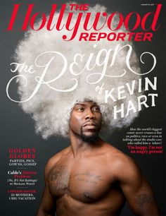 SPD's Cover of the Day: The Hollywood Reporter, January 23, 2015, Lettering by Jon Contino