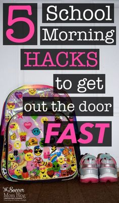 Make life easier and get out the door in a jiffy with these school morning hacks for families! Kids lunch ideas, packing checklist, easy hair styles & more! #ReallyReallyTasty AD