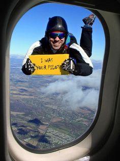 ¿Donde esta el piloto?