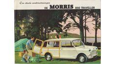 Morris 850 Traveller (1966) autofolder