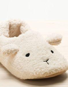 Sheep slippers - Home - Footwear