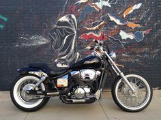 This is my Honda Shadow Bobber 750