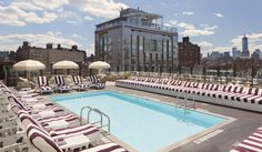 The Top 50 Rooftops in New York City: Where To Eat & Drink All Summer