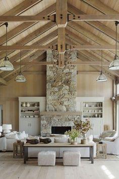2634 Best Wood Interior Design images | Living room decor ...