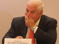 Expresidente de Panamá Ricardo Martinelli fue detenido en EEUU