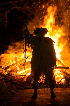 The word 'Wassail' comes from the Anglo-Saxon greeting 'Waes Hael' (Be Whole: Be Hale & Hearty: Be Healthy) but wassailing goes back to Celtic days. Basically a bonding ritual that involved befurred men drinking themselves into a stupor around a smoky fire, the ancient Yuletide custom continues today. http://www.telegraph.co.uk/foodanddrink/recipes/3294229/Here-we-come-a-wassailing.html