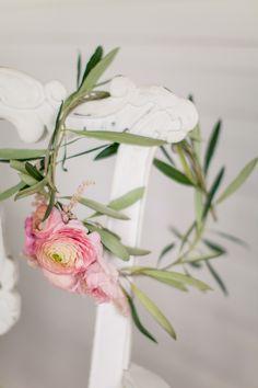 Pretty pink ranuncul
