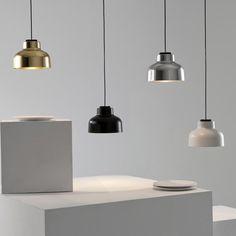 Santa + Cole - Max Bill M64 - Suspension lamp