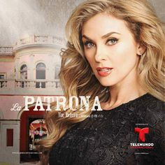 La Patrona promo - Aracely Arambula