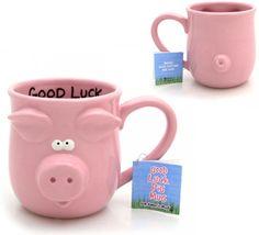 Lucky Pig Mug