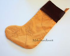 Christmas Stockings | Make It and Love It