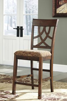 Get Your Leahlyn   Upholstered Barstool (Set Of At Homelife Furniture, Tracy  CA Furniture Store.