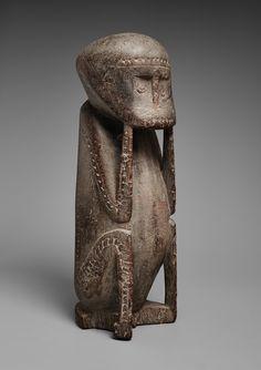A MASSIM FIGURE Papua New Guinea, Auktion 1045 Afrikanische und Ozeanische Kunst, Lot 136