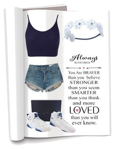 """""""Untitled #23"""" by gracie13034 ❤ liked on Polyvore featuring rag & bone, Miss Selfridge, Wet Seal and NIKE"""