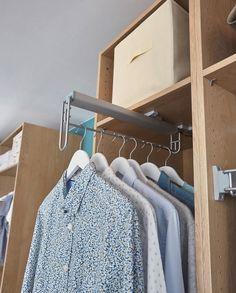 Comment organiser et optimiser un dressing ? - Journal des Femmes