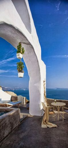 Vamos at� Santorini...