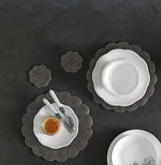 12 Piece Lily Dinner Set from Next