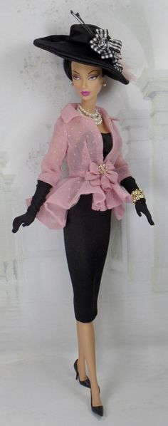 Dramatist for Silkstone Barbie and Victoire by MatisseFashions
