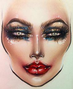 11 Best Schite De Machiaj Images Mud Virtuous Woman Contour