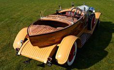 #1932 #RollsRoyce P2 Continental Boattail