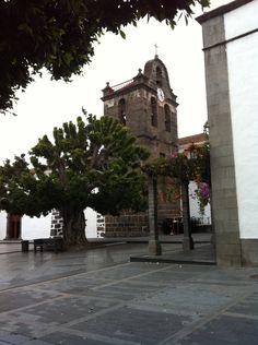Plaza de Los Llanos de Aridane, La PalmA, Canarias