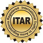 ITAR certified. Pioneer Magnetics, Inc. premier manufacturer of switching power supplies, ac-dc converters is ITAR certified.  http://www.pioneermag.com/itar-certified.php