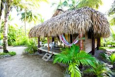 Island life. Re-pinning: This might just be the perfect beach shack/beach bungalow--ever. ♡
